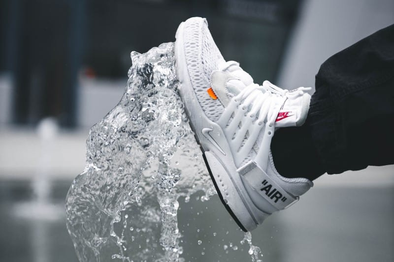 Waterproof Your Tennis Shoes