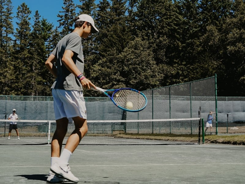 Tennis Technique Tips For Beginners