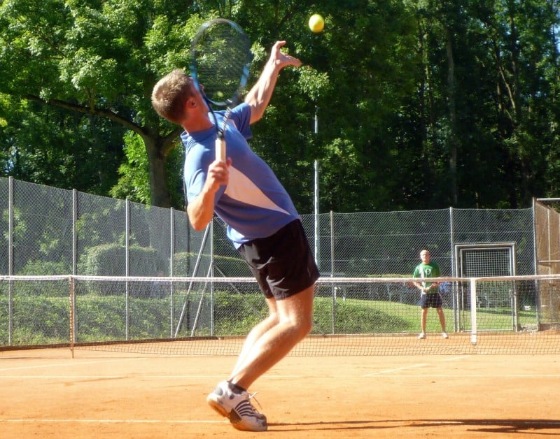 Tennis Tips For Beginners 800
