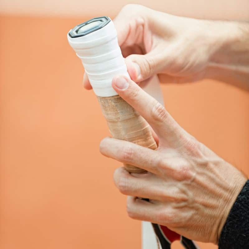 When Should You Replace Your Tennis Grip